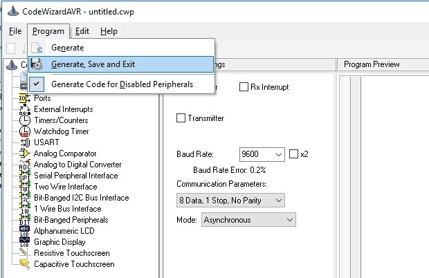 Click-on-Program -then-choose-Generate-Save-and-Exit.png